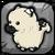 Winter Dragon Baby Icon