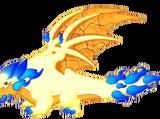 Mountain Sun Dragon