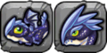 Platinum Dragon Icon