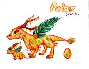WTL Amber Dragon