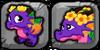 Bouquet Dragon Icon