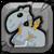 Quake Dragon Baby Icon