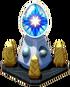 Snowflake Pedestal