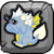 Storm Dragon Baby Icon