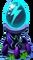 Wraith Twin Pedestal