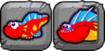 Salamander Dragon Icon