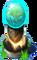 Jade Twin Pedestal