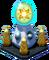 Sun Twin Pedestal