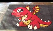 Dragonvale firedragon mat