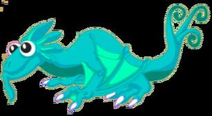 SwampDragonAdult