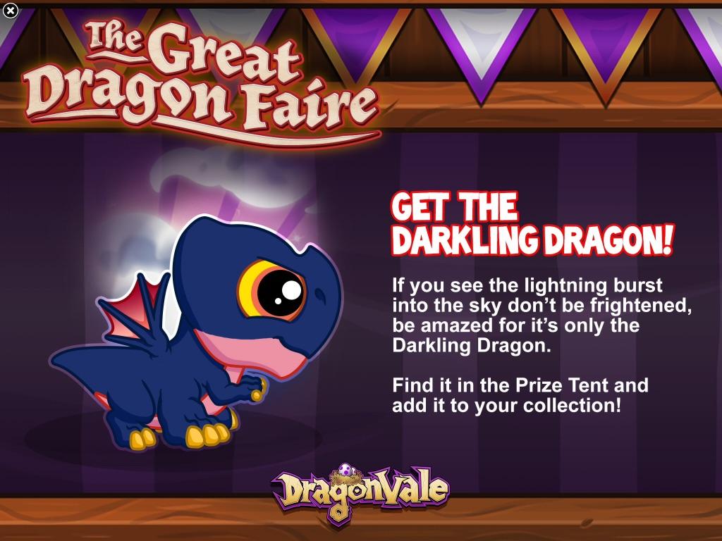 Darkling Dragon Dragonvale Wiki Fandom Powered By Wikia