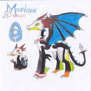 Moonlovur Dragon