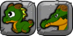 Forest Dragon Icon