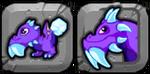 Hail Dragon Icon