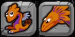 Ironwood Dragon Icon