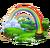 Large Rainbow Habitat