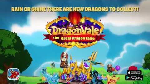 DragonVale The Great Dragon Faire 2018-2