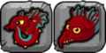 Ouroboros Dragon Icon
