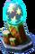 Palladium Twin Pedestal