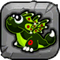 Poison Dragon Baby Icon