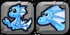 Ice Dragon Icon