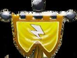 Lightning Element Flag