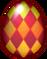 Motley Dragon Egg