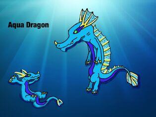 Mikezilla's Aqua Dragon