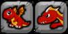 Fire Dragon Icon