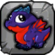 Obsidian Dragon Baby Icon