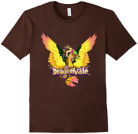 DragonValeT-Shirt-Gaia-Brown