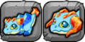 Topaz Dragon Icon