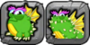 Cactus Dragon Icon