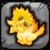 Sun Dragon Baby Icon