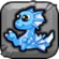 Ice Dragon Baby Icon