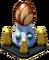 Seed Pedestal
