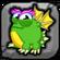 Cactus Dragon Baby Icon