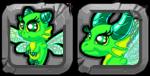EmeraldDragonButton