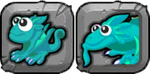 Swamp Dragon Icon