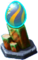 Thorn Twin Pedestal