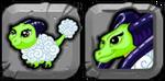 Baumwolldrache Icon