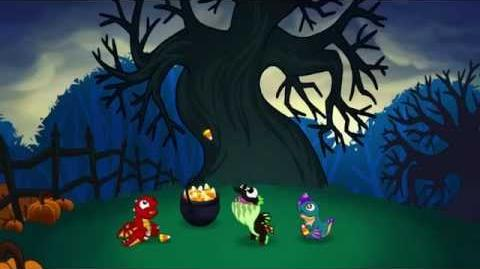 DragonVale Whitbee's Candy Bash!