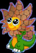FlowerDragonEarthRiftBaby