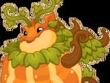 Plumpkin Dragon