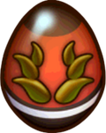 Bronze Olympus Dragon Egg