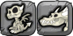 Bone Dragon Icon