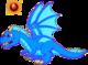 BlueFireDragonAdultOrb