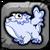 Blizzard Dragon Baby Icon