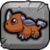 Iron Dragon Baby Icon