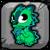 Jade Dragon Baby Icon